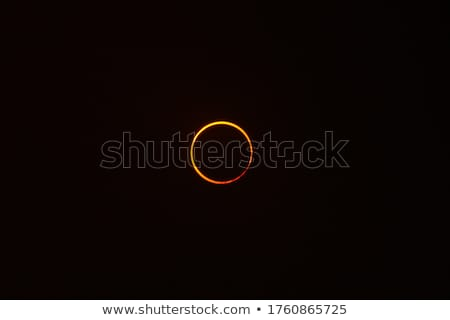 2020 on eclipse of the Sun Stock photo © ssuaphoto