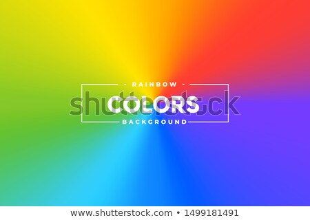 colorful conical color shades vibrant background design Stock photo © SArts