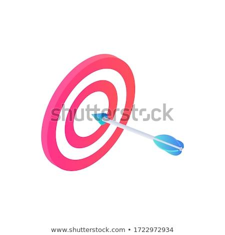 Jogo combinar conselho isométrica ícone vetor Foto stock © pikepicture