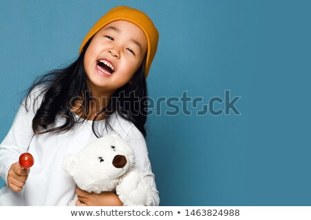 Baby with Lollipop Stock photo © indiwarm