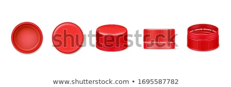 Red Bottles Stock photo © cmcderm1