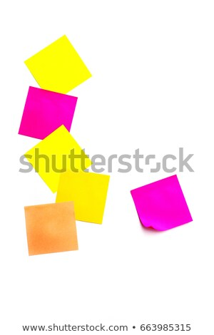 Features - blank list on a blackboard background Stock photo © bbbar