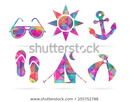 mosaic of outdoor activities stock photo © photography33