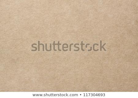 古い 紙 テクスチャ レトロな 革 ストックフォト © tarczas