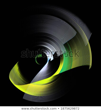 Resumen capas oscuro luz etiqueta Foto stock © motttive