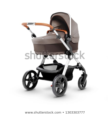Kid in the buggy Stock photo © d13