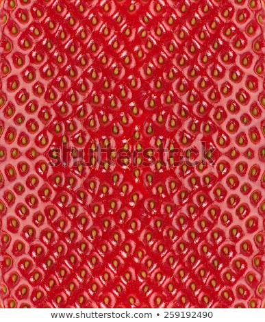 Detailed surface of strawberry Stock photo © bloodua