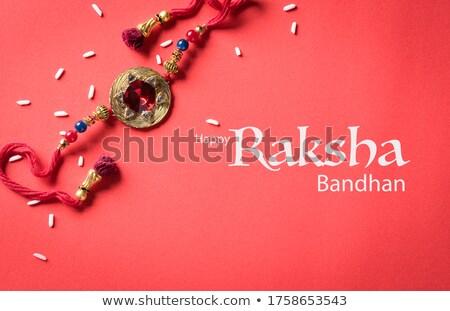 Indian festiwalu piękna strony miłości projektu Zdjęcia stock © bharat