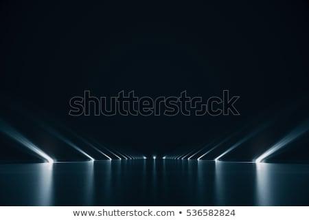 ışık ızgara vektör parlak turuncu sarı Stok fotoğraf © HypnoCreative