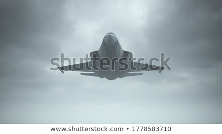 Combat aircraft  Stock photo © premiere