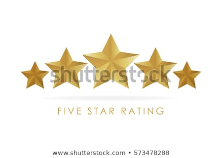 Five stars holiday Stock photo © adrenalina
