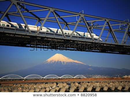 railway bridge by springtim stock photo © fanfo