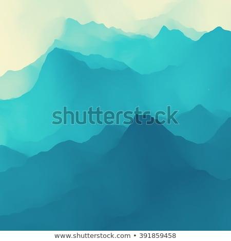 Underwater nature background,  vector illustration Stock photo © carodi