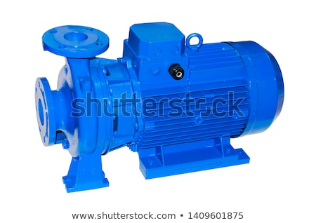 water pump isolated Stock photo © shutswis