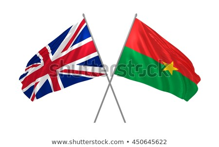 United Kingdom and Burkina Faso  Stock photo © Istanbul2009