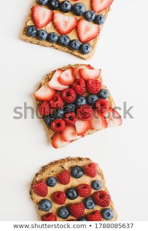 bütün · tahıl · ekmek · ayçiçeği · tohumları - stok fotoğraf © digifoodstock