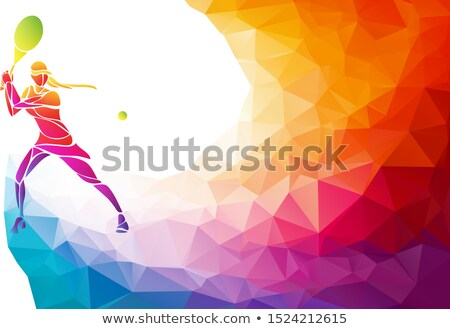 молодые красивой Sexy спорт волос Сток-фото © carodi