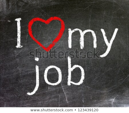 handwritten project management on a chalkboard stock photo © tashatuvango