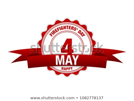4 may International Firefighters Day Stock photo © Olena