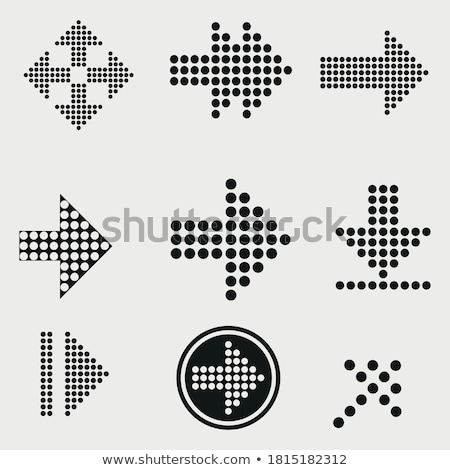pointer icon in different style stock photo © sidmay