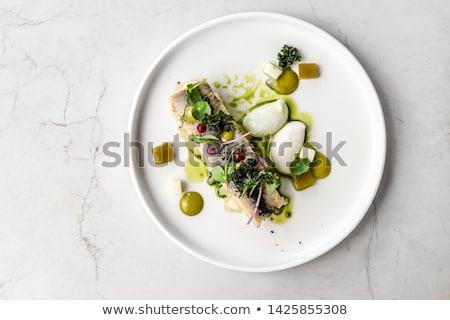 riso · insalata · tonno · pesce · pomodoro · alimentare - foto d'archivio © walmor_