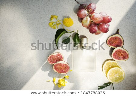 Figs with water drops  Stock photo © dash