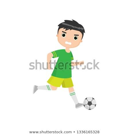 sportu · gracz · wektora · turniej · przypadku · plakat - zdjęcia stock © robuart