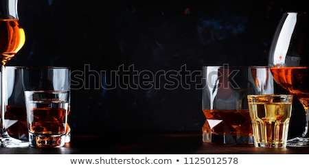 selection on colorful drinking glasses stock photo © photography33
