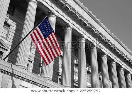Department of Commerce Building in  Washington DC Stock photo © Frankljr