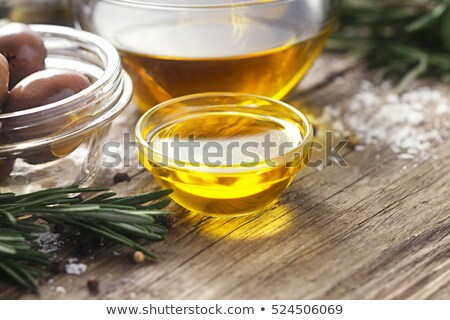 assortment of cooking oil Stock photo © M-studio