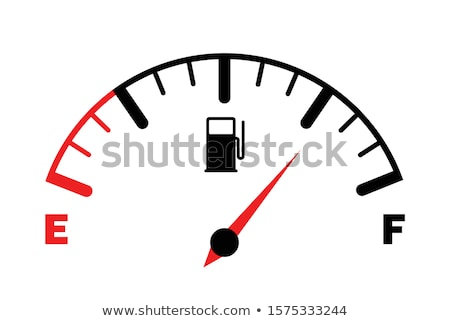 petrol meter fuel gauge stock photo © experimental