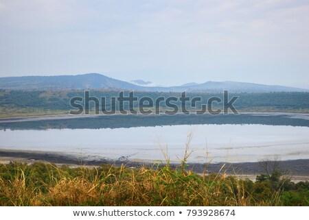Chambura Gorge waterside scenery Stock photo © prill