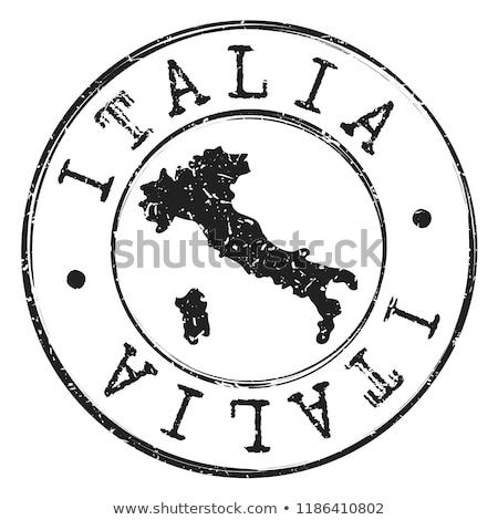 Italy Stamp Stock photo © squarelogo