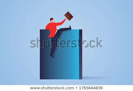 Conquering Adversity Stock photo © Lightsource