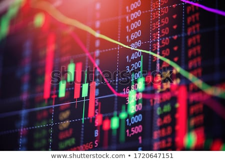 stock market price display stock photo © leungchopan
