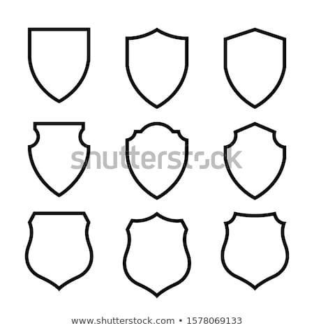 kabát · karok · széf · részletes · illusztráció · 100 - stock fotó © unkreatives