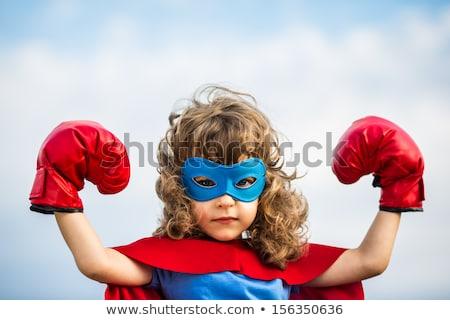 super fit girl stock photo © lithian