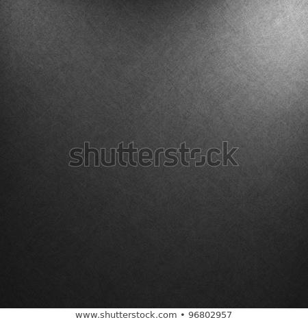 Fekete luxus szürke absztrakt fehér sarok Stock fotó © oly5