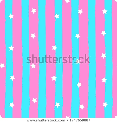 Abstract pink stars and stripes Stock photo © Dazdraperma
