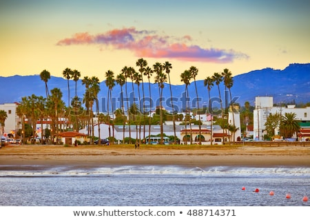 Santa Barbara Stock photo © hlehnerer