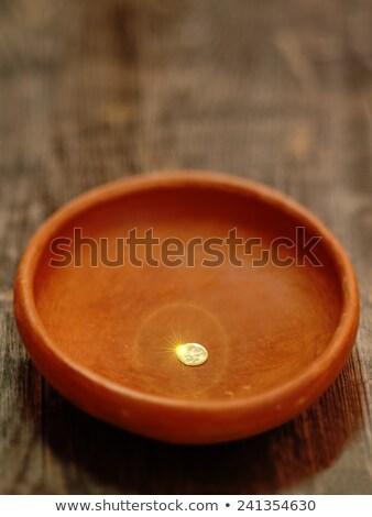 Pauvreté œuvre de bienfaisance croissance semences Photo stock © zkruger