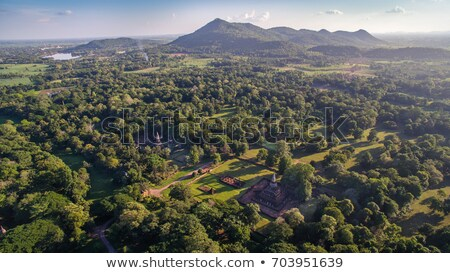 Si Satchanalai historical park Stock photo © joyr