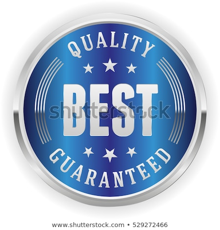 Best Quality Blue Vector Icon Button Stock photo © rizwanali3d