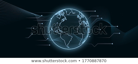Global security stock photo © dzejmsdin