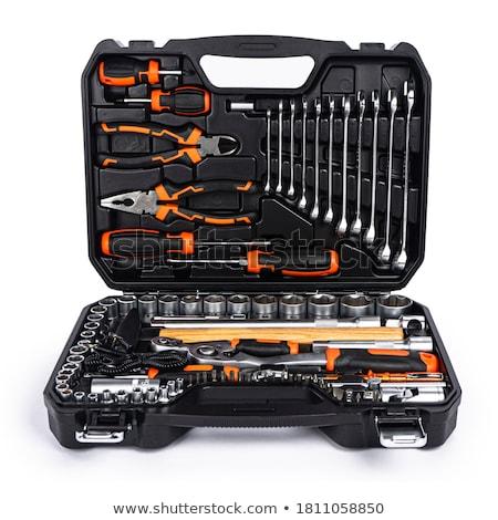 toolbox set Stock photo © FOKA