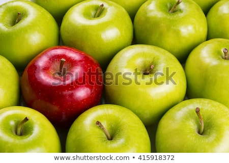 Stock photo: different concepts with apples