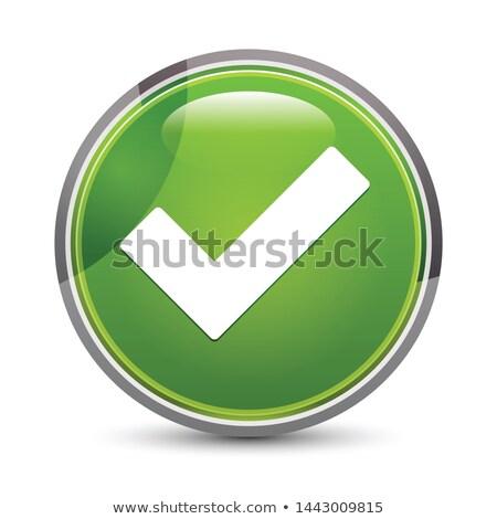 bod · nu · groene · sticky · notes · vector · icon - stockfoto © rizwanali3d