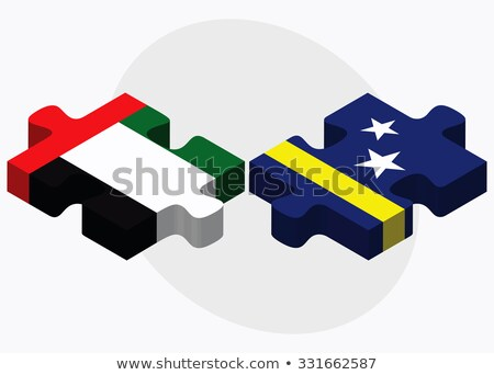 united arab emirates and curacao stock photo © istanbul2009
