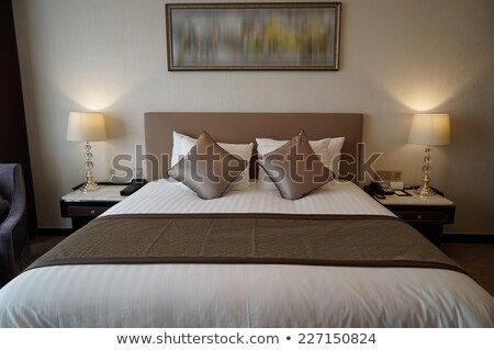 belo · quarto · interior · abstrato · sessão · casa - foto stock © feverpitch