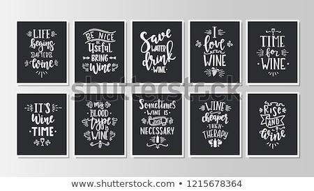 Tijd motivatie schoolbord wazig Blackboard Stockfoto © tashatuvango